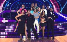 'Bailando con las estrellas' aterriza con buen dato pero no supera a 'Supervivientes'