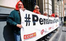 La Comisión de Presupuestos aprueba hoy la subida de las pensiones del 1,6%