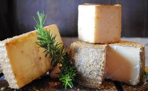 Estos son los 36 mejores quesos de campeonato de España