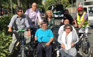 Zorrilla le pide al PP que cumpla su moción aprobada en favor de los discapacitados