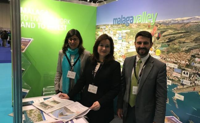 Málaga y Barcelona, únicas ciudades españolas presentes en la Going Global de Londres
