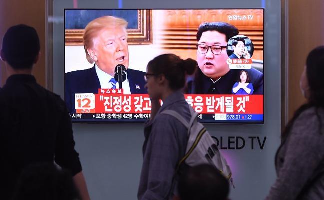 Kim comienza a desconfiar de las intenciones de Trump