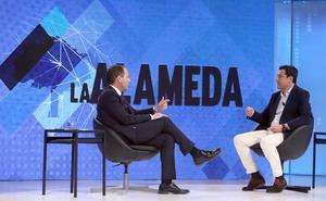 Juanma Moreno contaría con Elías Bendodo para un hipotético gobierno en la Junta