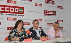 Comisiones Obreras acusa a la Junta de abandonar sus obligaciones de inversión en La Bajadilla