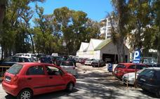 El autolavado de los Baños del Carmen crea un 'parking' de 80 plazas en el solar