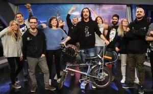 'El Hormiguero' invita a visitar la Feria de Tecnología de Málaga