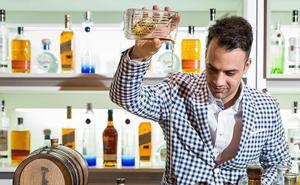 Fallece el malagueño Ángel Arruñada, mejor bartender de España