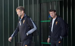 El Liverpool, con Klopp a la cabeza, ya prepara en Marbella la final de la Champions