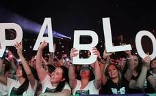 Carta de las fans a su ídolo Pablo Alborán: «Contigo hasta Saturno»