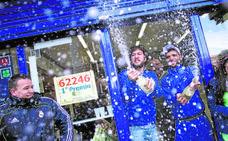 Los premios de lotería menores de 10.000 euros no pagarán impuestos
