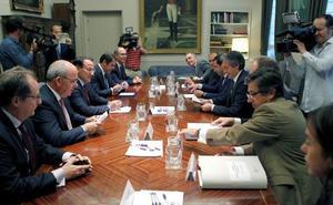 Fomento se compromete a aumentar la inversión en el eje Bobadilla-Algeciras