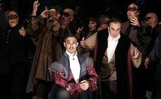 Fotos del ensayo general de 'Rigoletto', antes de su puesta en escena en el Cervantes