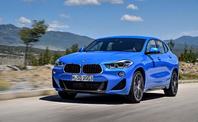 BMW X2, naturaleza coupé urbana y robusta