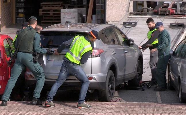 La Guardia Civil se incauta de bienes de 57 exetarras para resarcir a sus víctimas