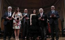 Entrega de las Medallas Ateneo 2018