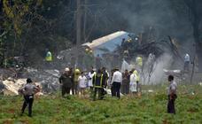 El accidente de avión de La Habana, en imágenes