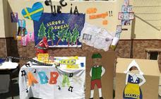 Europa, según los alumnos del Colegio Divino Maestro de Málaga