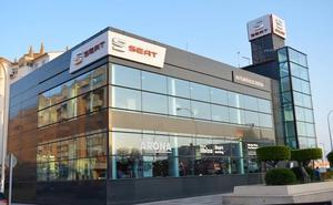 Automóviles Rueda renueva sus instalaciones en la capital