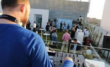 El Barceló se suma a la oferta de 'terraceo' en Málaga