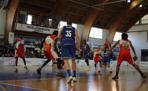 El Marbella cae en el primer asalto de la 'Final Four' para subir a la LEB Plata