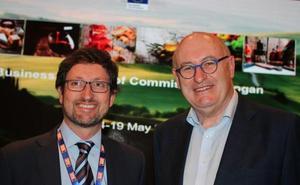 Dcoop acompaña al comisario europeo de Agricultura en una misión comercial a China