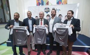 El equipo de eSports Giants lucirán en sus camisetas la marca de la ciudad de Málaga durante un año
