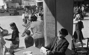 'Pepe' Meyerowitz, el guiri que retrató Málaga del blanco y negro al color