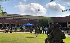 Al menos ocho muertos por un tiroteo en Texas