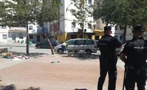 Un tercer detenido por el tiroteo en la barriada de La Palmilla