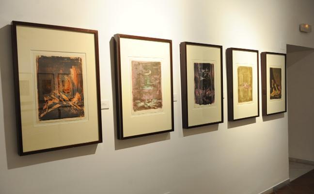 El Museo del Grabado de Marbella desnuda al Viola creador y persona