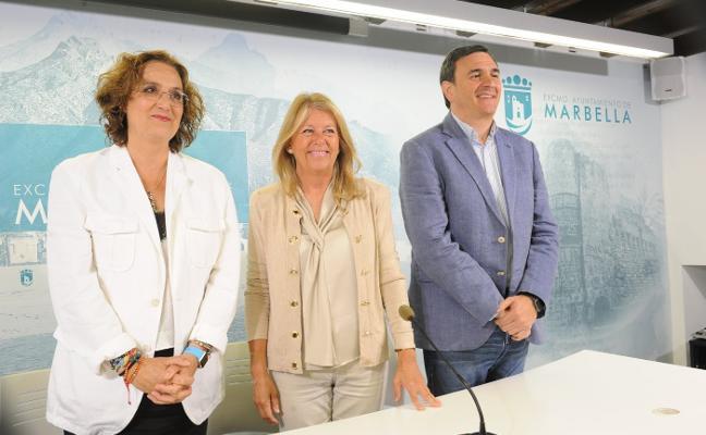 «La mejor pregonera que la Feria de Marbella podía tener»