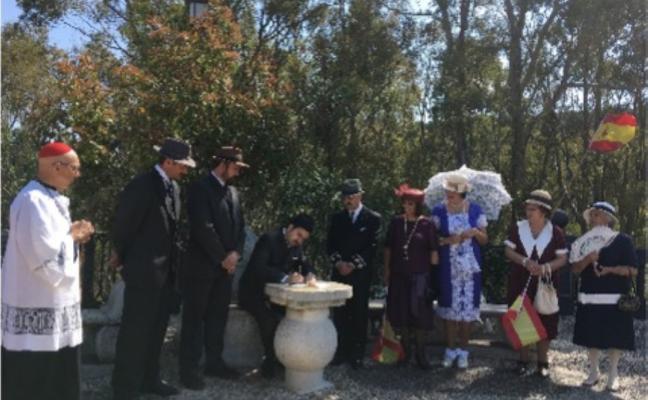 EL CAMINITO DEL REY SE CONVIERTE EN ESCENARIO TEATRAL