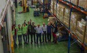 Bancosol, dos décadas contra el hambre en Málaga