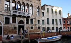 Las jábegas malagueñas llegan a Venecia para disputar Vogalonga