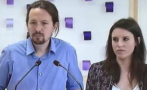 Pablo Iglesias e Irene Montero preguntarán a las bases de Podemos si deben dimitir