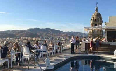 Guía renovada de las terrazas: comer y beber con vistas a Málaga para disfrutar del buen tiempo