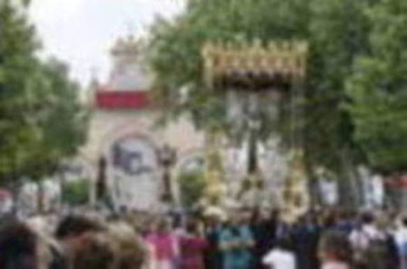 El Crucificado que trajo el agua a Andalucía