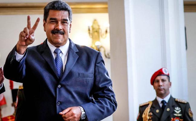 Maduro solo encuentra rival en el propio bando chavista