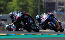 La carrera de Moto2, en directo