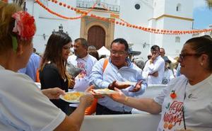 Coín abre su despensa para celebrar el Día de la Naranja