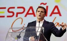 Rivera presenta la plataforma 'España Ciudadana' para recuperar «el orgullo de sentirse español»