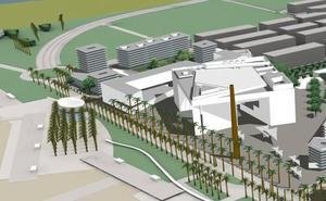Reactivan el plan urbanístico que obliga a Limasa a abandonar La Térmica