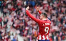 El último adiós del Atlético a Torres