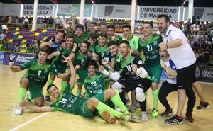 El Betis, última final del UMA Antequera para ascender, tras vencer al Puertollano en los penaltis