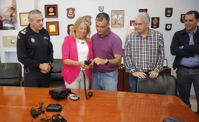 La Policía Local incorpora un nuevo sistema de comunicaciones digital más fiable y seguro