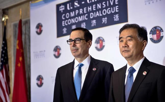 EE UU y China firman la paz arancelaria