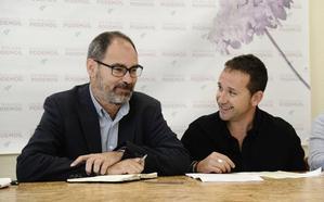 Podemos Málaga cierra filas en torno a Pablo Iglesias e Irene Montero