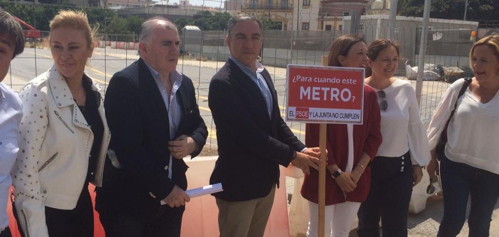 El PP señalará los 200 proyectos incumplidos por la Junta con Málaga