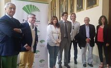 El Premio Alcántara reconoce la poética «sublime» del malagueño Diego Medina