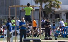 Las oposiciones a la Policía Local de Málaga: 1.122 aspirantes para 15 plazas